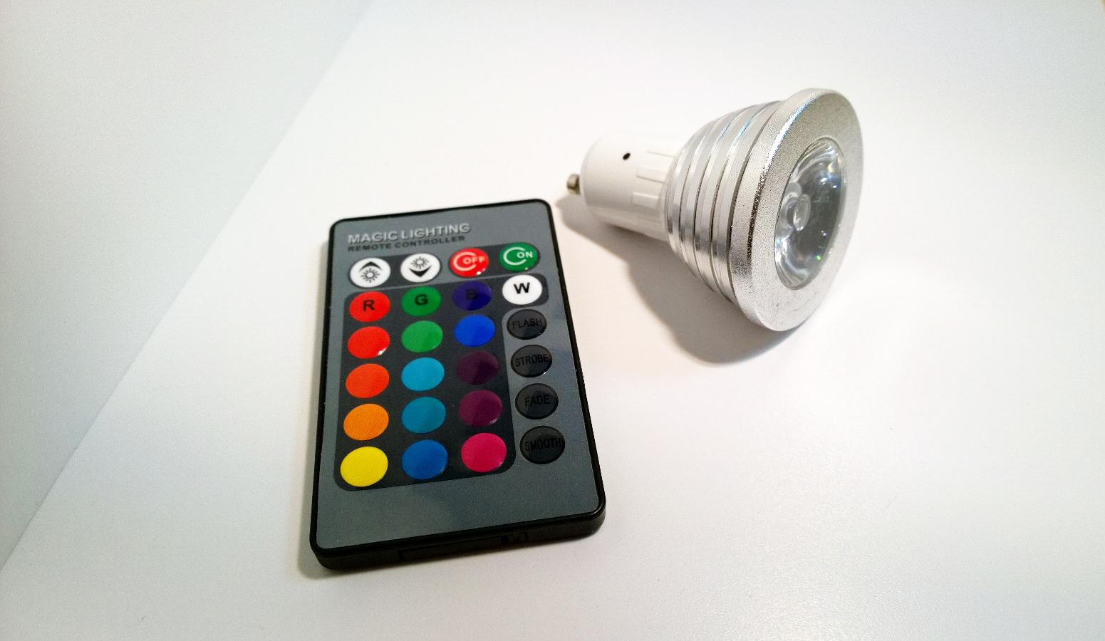 Faretto Led RGB
